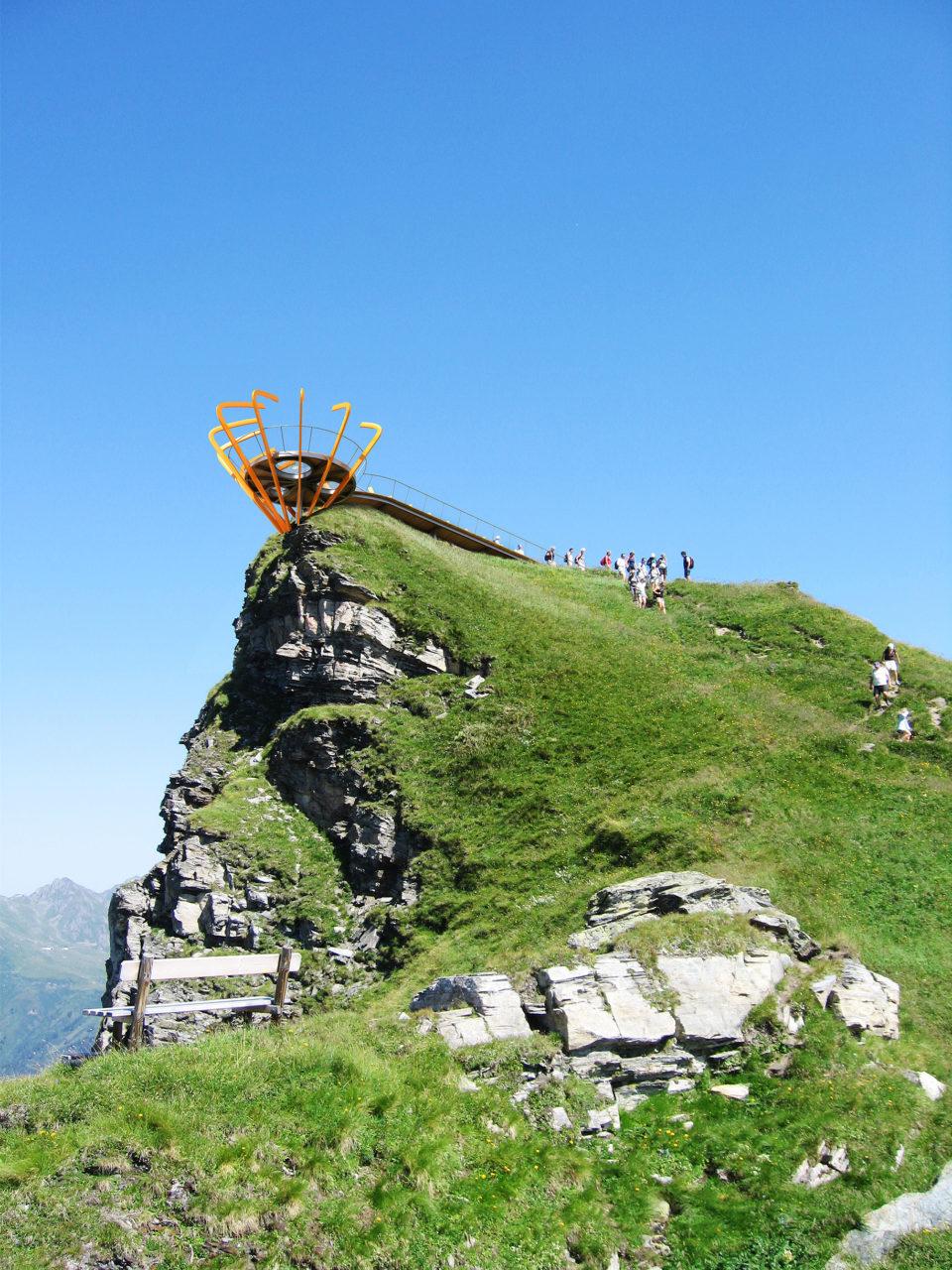 Aussichtsplattform Stubnerkogel