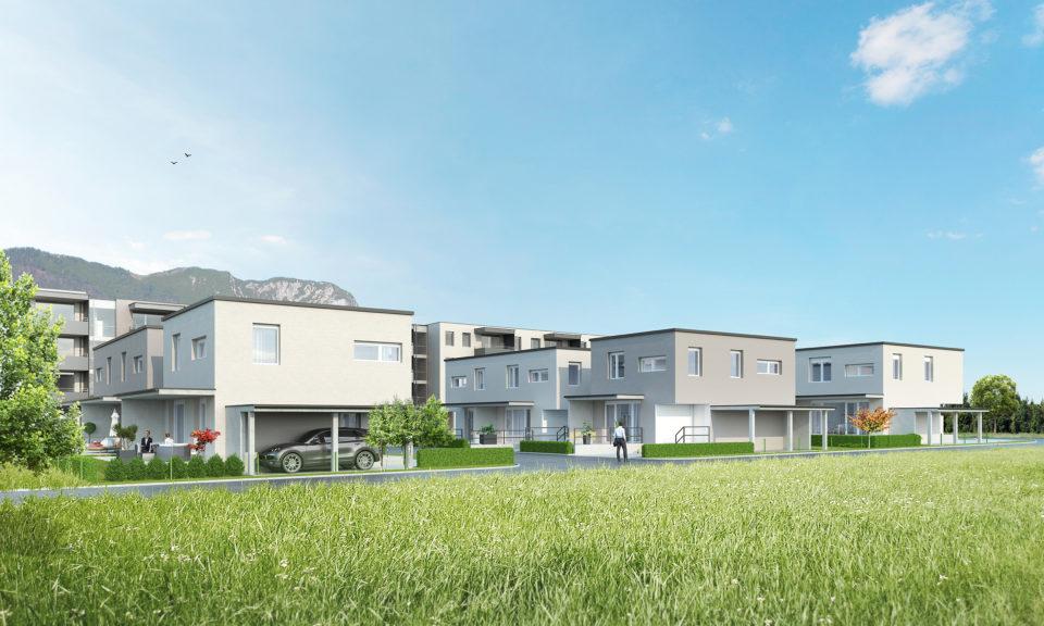Wohnbebauung Kundl